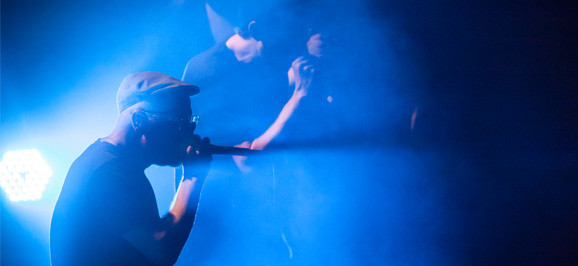 Bauchklang live auf der AKUSMATIK Tour 2013